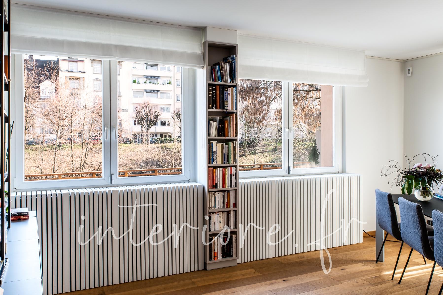 Appartement entièrement rénové à Strasbourg
