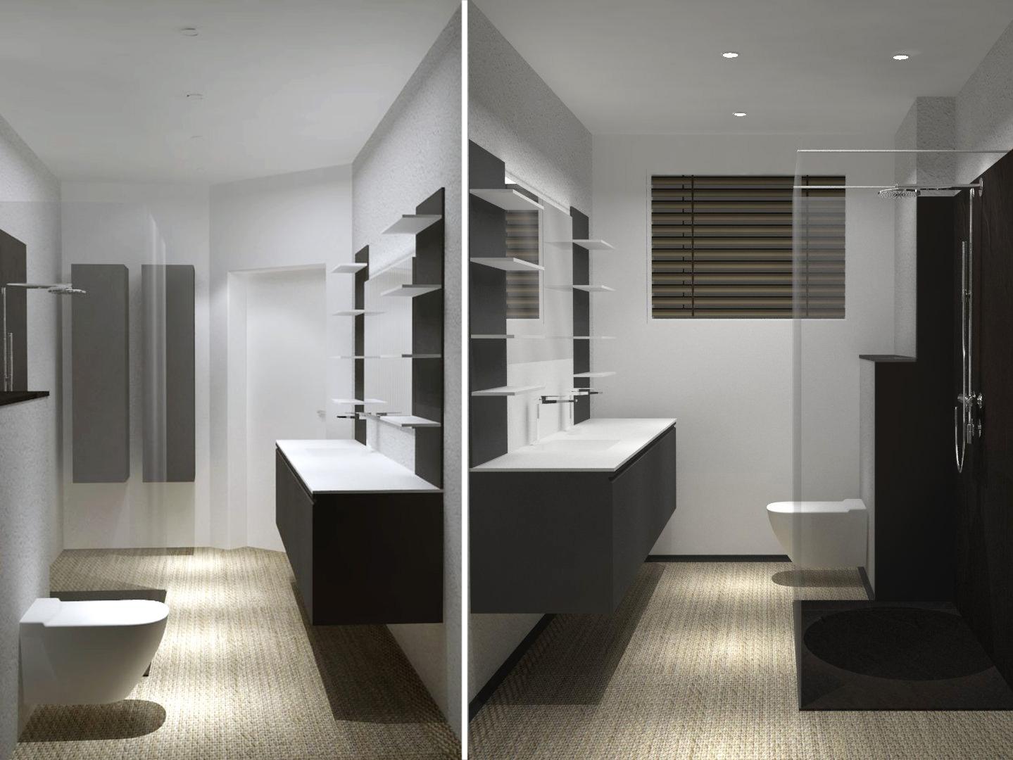 Salle de bain à Hoerdt