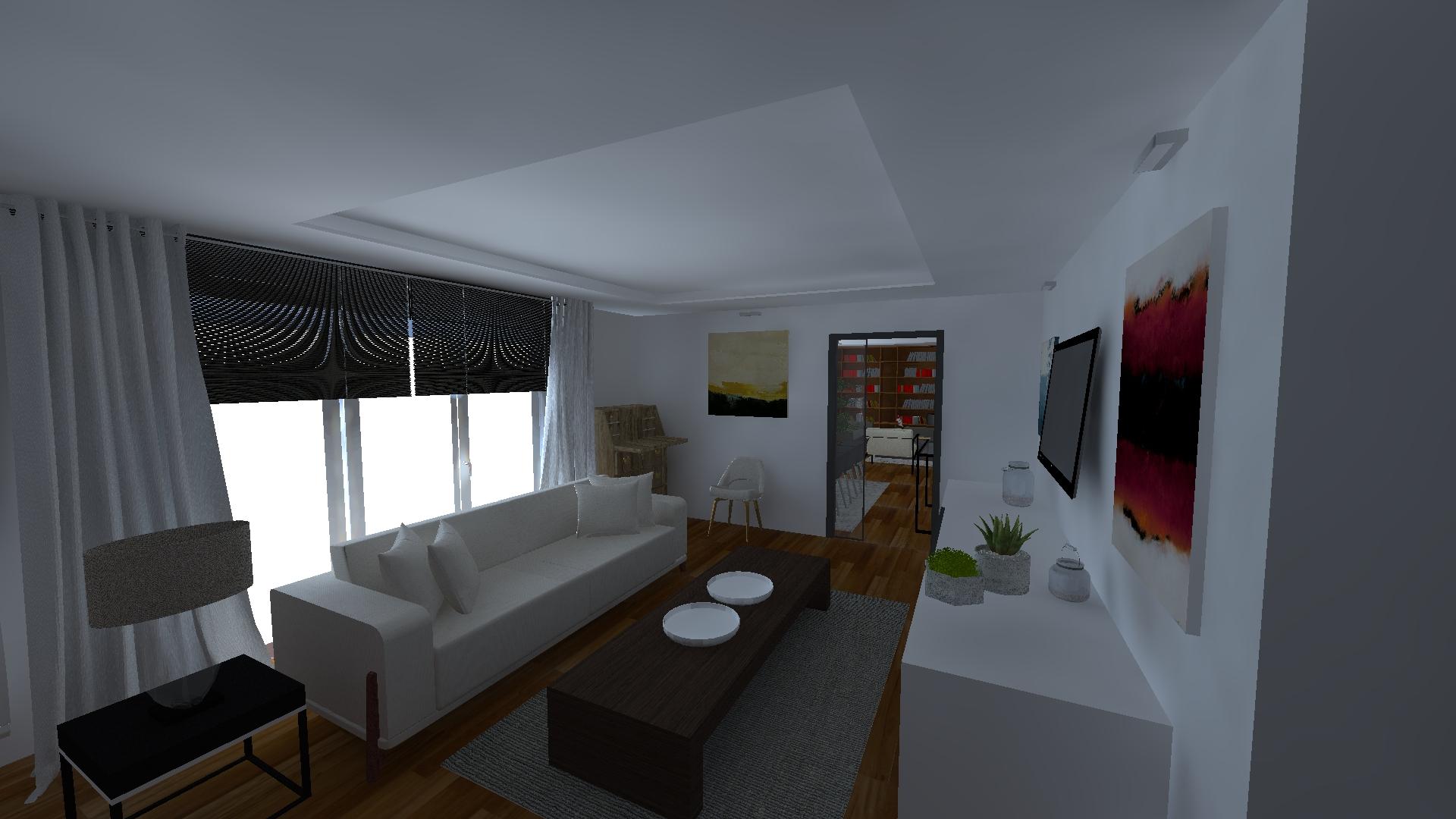 Appartement entièrement rénové à Nancy
