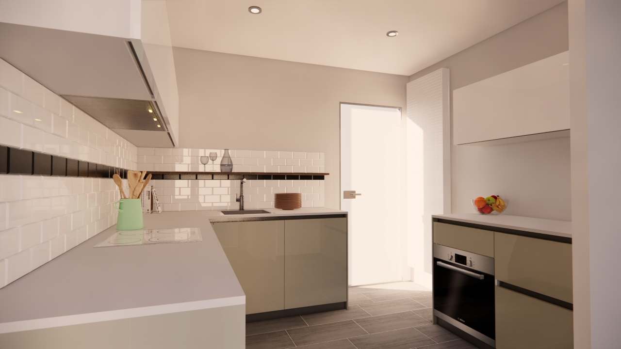 Aménagement de cuisine à Dingsheim